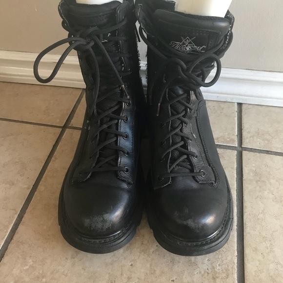 the best attitude 3ea4f 2afc4 Men s thorogood trooper side zip boots. M 5b4d4aa42beb79f98a8f364a